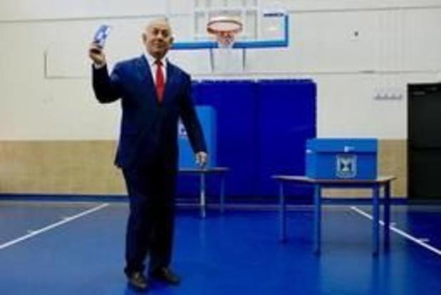 Le parti de Netanyahu accusé de cacher des caméras dans les bureaux de vote