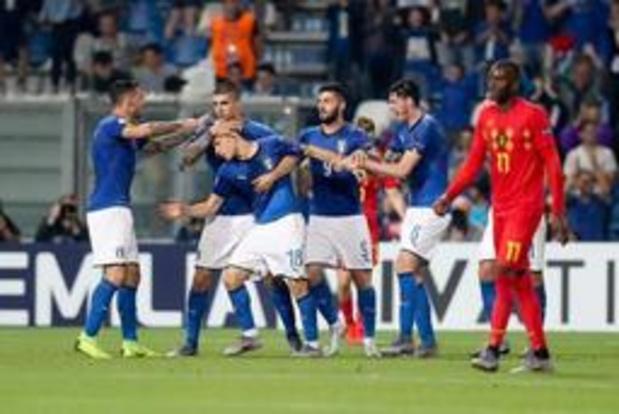 EK U21 (m) - Jonge Duivels verliezen ook laatste groepsduel, Spanje stoot als poulewinnaar door