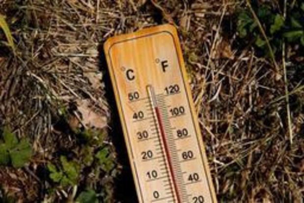 Record de température pour un mois de juillet en Grande-Bretagne aussi