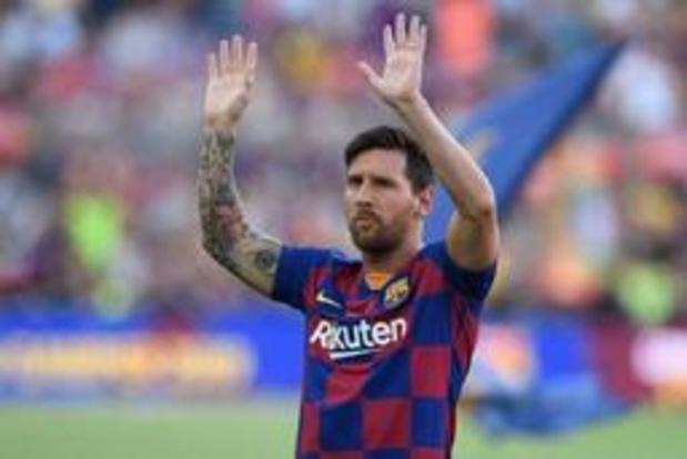 Messi, Ronaldo en Van Dijk maken kans op award UEFA Speler van het Jaar
