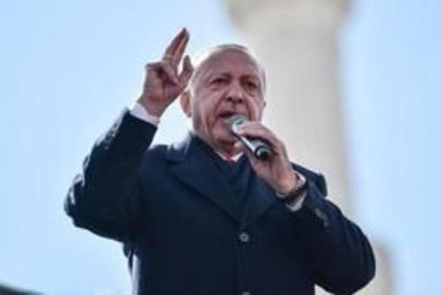 Municipales en Turquie: le parti d'Erdogan fait appel à Istanbul