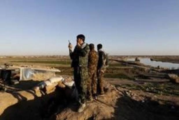 Washington: Koerden hebben zich volledig teruggetrokken uit Syrische grenszone