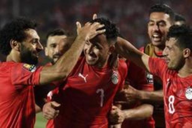 Africa Cup 2019 - Gastland Egypte wint openingswedstrijd dankzij doelpunt Trezeguet