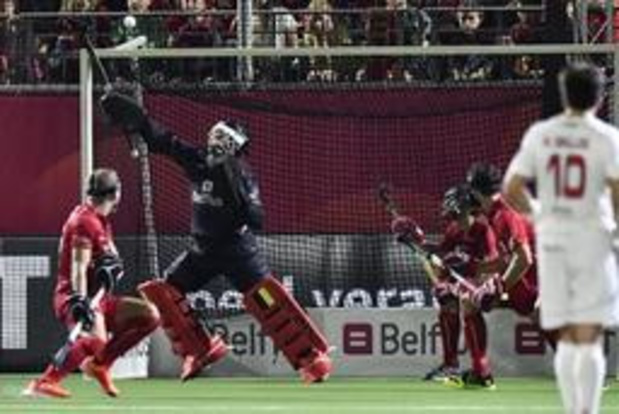 Euro 2019 de hockey - Les Belges raflent les prix individuels avec Vanasch, Wegnez, Boon et Hendrickx