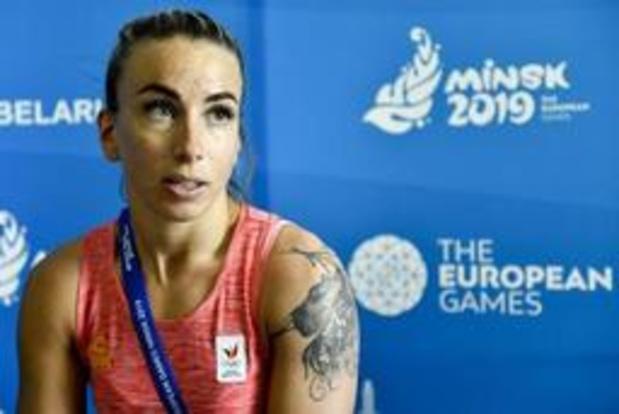 Charline Van Snick sneuvelt in eerste kamp van Europese Spelen