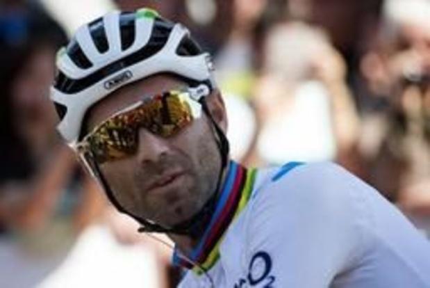 Alejandro Valverde hangt eind 2021 fiets aan de haak