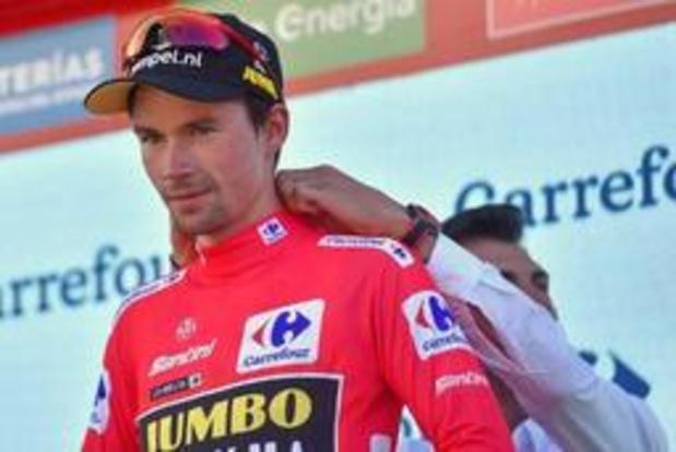 """Tour d'Espagne - Roglic """"pas vraiment impliqué"""" dans une chute """"sévère"""" pour Pogacar, Mezgec abandonne"""