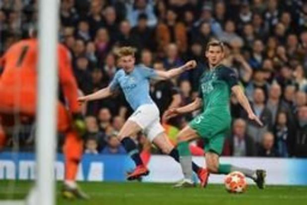 Vertonghen is vraagteken voor Ajax door dijblessure