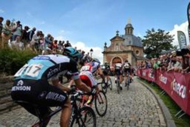 Tour de France : Quatre à cinq fois plus de monde que la capacité du Mur attendu à Grammont
