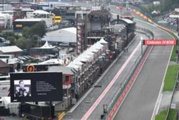 Le pilote de Formule 2 Juan Manuel Correa va être transféré au Royaume-Uni ce mercredi