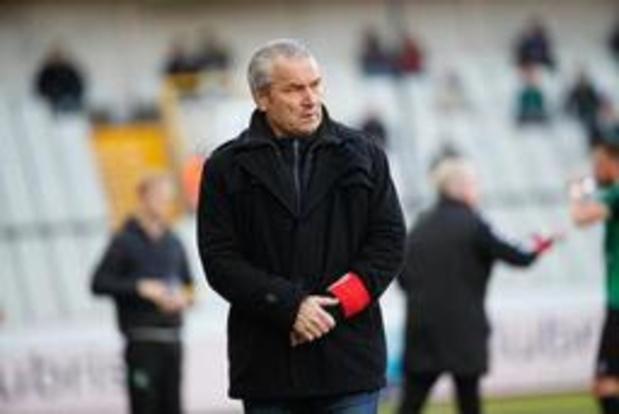 Bernd Hollerback succède à Bernd Storck sur le banc de Mouscron