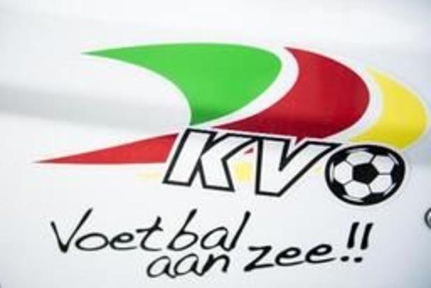 Le KV Ostende attire un cinquième renfort