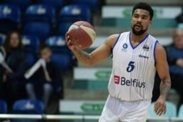 EuroMillions Basket League - Bergen wint nipt van Leuven