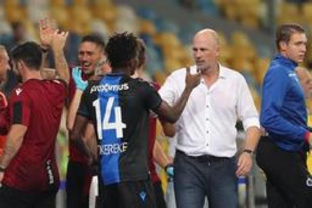 Champions League - Oostenrijkse Linz wordt tegenstander van Club Brugge in play-offs