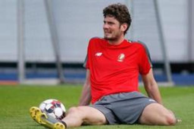 Le Standard recrute l'Uruguayen Felipe Avenatti