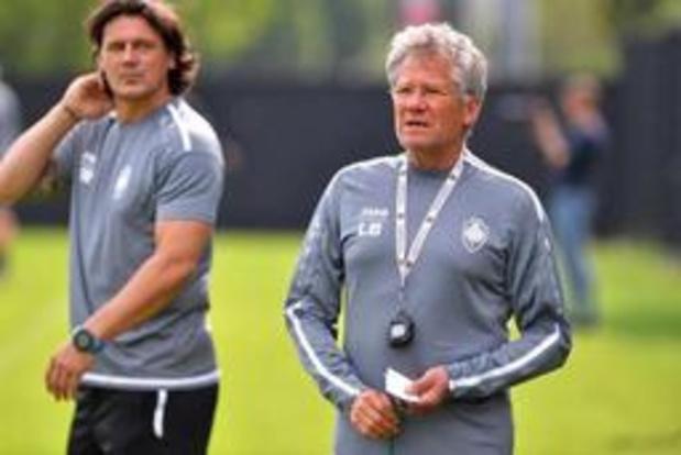 """Fraudeonderzoek Belgisch voetbal - Antwerp start in derde voorronde van Europa League: """"Komt onze voorbereiding ten goede"""""""