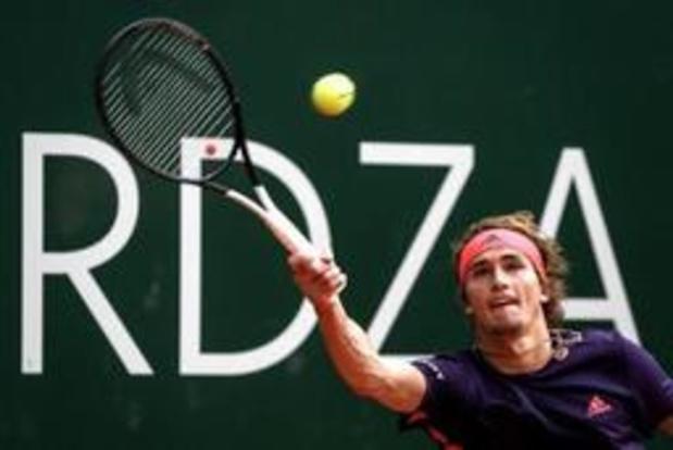 ATP Genève - Alexander Zverev pakt elfde titel