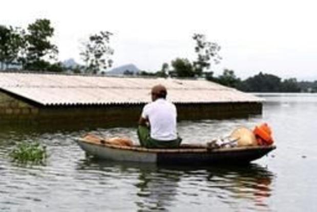 Twintigtal doden bij overstromingen in Vietnam