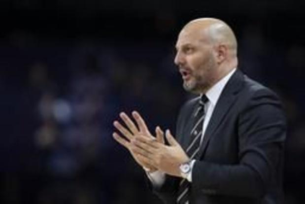 """Ligue des Champions de Basket - Sasha Djordjevic veut redonner à Bologne son lustre d'autant et """"prendre du plaisir"""""""