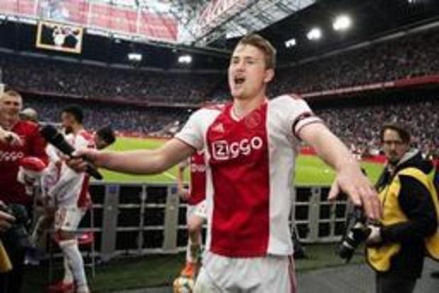 Juventus telt 75 miljoen euro neer voor Matthijs de Ligt