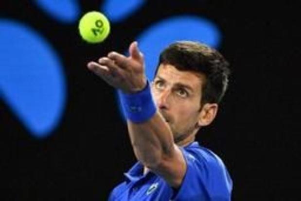 Novak Djokovic éliminé en 8e de finale du Masters 1.000 de Miami par Bautista Agut