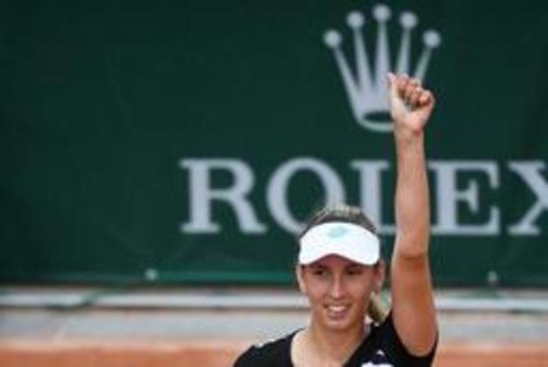 Roland-Garros - Mertens wil in derde ronde haar wil opleggen aan Sevastova