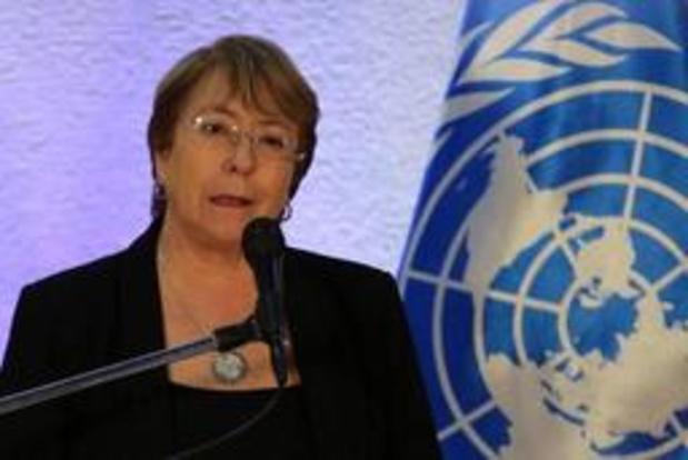 "VN stellen ""onverschilligheid"" tegenover luchtaanvallen in Syrië aan de kaak"