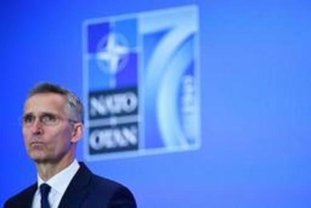 """Crash d'un avion malaisien en Ukraine: le secrétaire général de l'OTAN """"se réjouit"""" des résultats de l'enquête"""