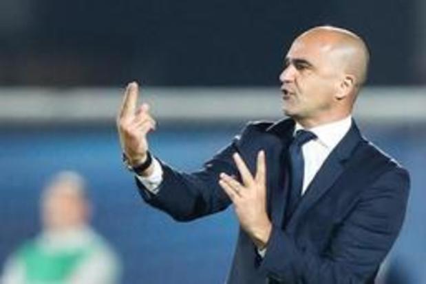Kwal. EK 2020 - Martinez steekt hand in eigen boezem na tamme eerste helft, Lukaku en Mertens kregen rust