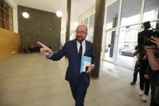 Désignation du commissaire européen : Michel ne voulait pas que la Belgique provoque une crise des institutions européennes