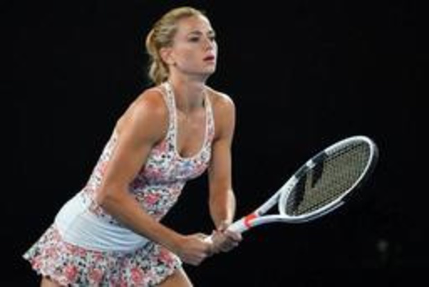 WTA Bronx - Camila Giorgi en Magda Linette spelen finale