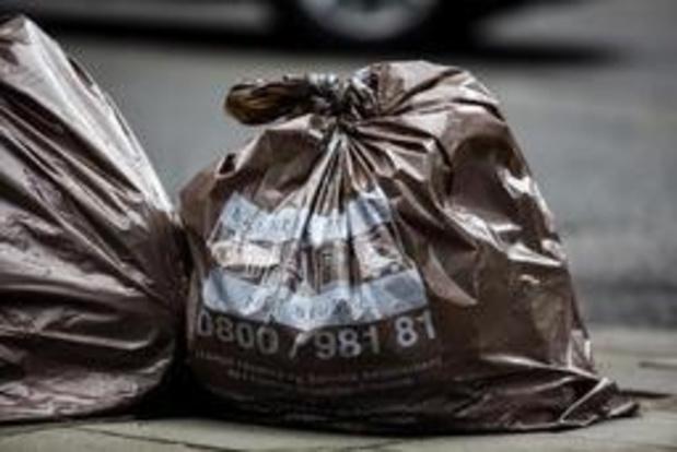 Un sac poubelle radioactif placé en isolement à Bruxelles