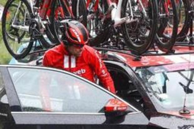 Dumoulin kiest voor Critérium du Dauphiné als voorbereiding op Tour