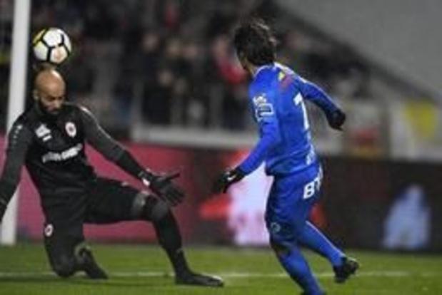 Jupiler Pro League - Refaelov en Bolat bezorgen Antwerp de zege tegen Genk