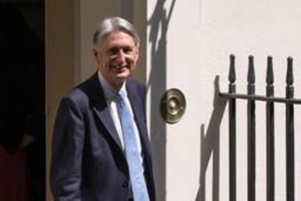 Britse minister van Financiën stapt op voor Boris Johnson aantreedt