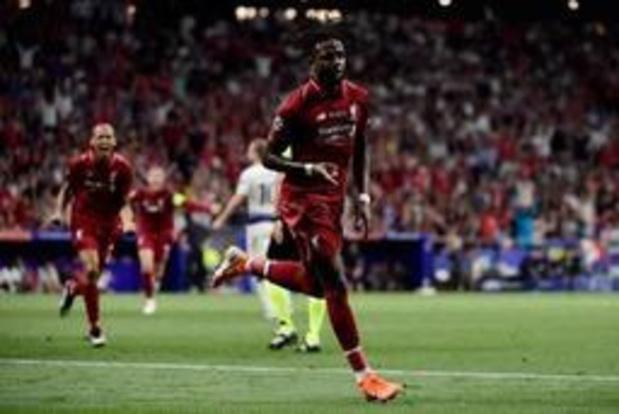 Origi scoort voor Liverpool, dat verliest van Sevilla