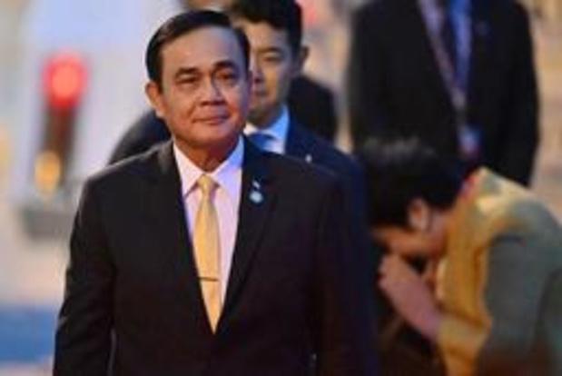 Thaise premier kondigt einde militair bewind aan