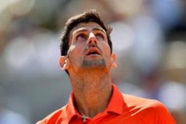 Roland-Garros : Novak Djokovic rejoint Dominic Thiem en demi-finales