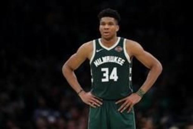 NBA - Milwaukee is opnieuw te sterk voor Toronto in tweede finaleduel Eastern Conference