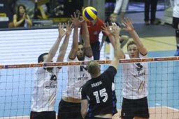 European Golden League volley (m) - Les Red Dragons une nouvelle fois battus par la Lettonie