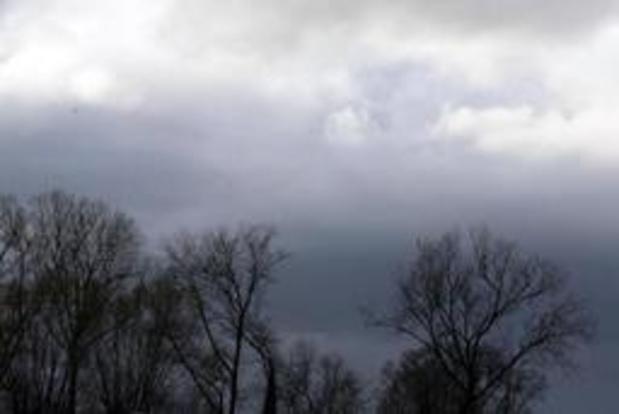 Weerbericht: wisselend bewolkt met enkele lokale buien en vrij koel