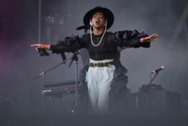 Lauryn Hill arrive sur scène avec une heure de retard à Couleur Café