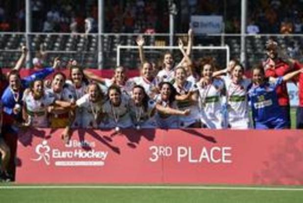 L'Espagne bat l'Angleterre 3-2 aux shoot-outs pour le bronze
