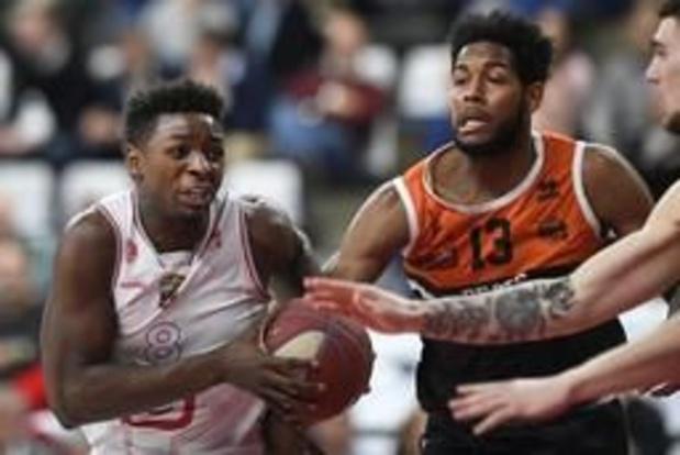 Euromillions Basket League - Louvain écarte le Brussels après deux prolongations
