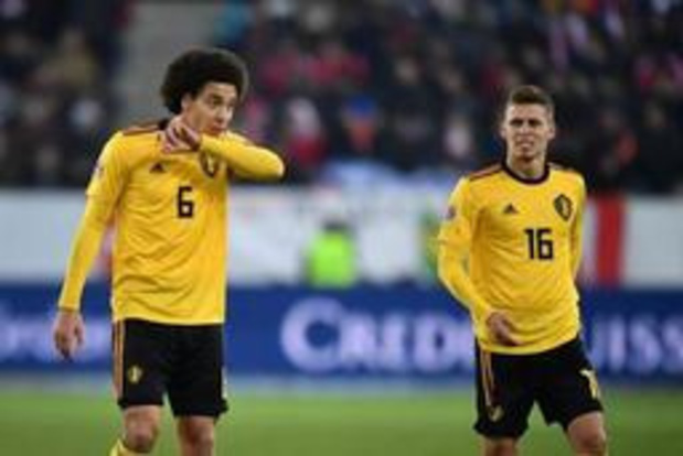 Thorgan Hazard maakt debuut bij Dortmund, De Bruyne wint ruim bij rentree