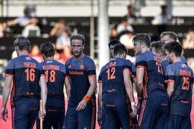 Euro 2019 de hockey - Les Pays-Bas battent l'Allemagne 4-0 pour le bronze en petite finale