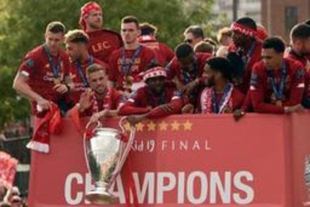 Liverpool start nieuwe seizoen op 9 augustus met thuiswedstrijd tegen Norwich