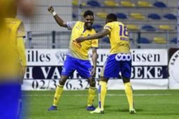 Jupiler Pro League - L'Union rejoint le Cercle en tête du groupe B des PO2, Eupen s'impose à Ostende