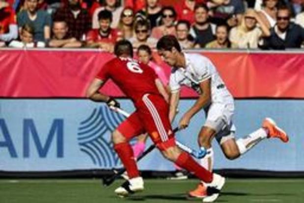 Euro 2019 de hockey - Malgré la victoire contre l'Angleterre, les Red Lions sévères envers eux-mêmes