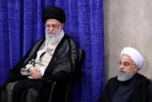 Grootayatollah Khamenei sluit oorlog met VS uit